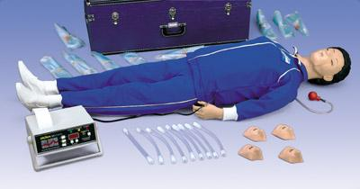 Adult CPR Manikin with Printer Unit
